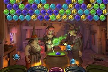 Bubble Witch Saga Oyna
