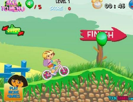 Dora'nın Bisikleti