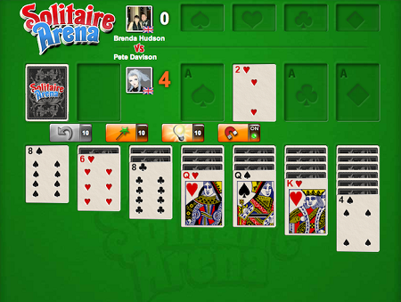 Solitaire Arena Oyna